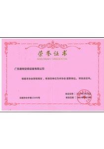 资格证明-理事单位荣誉证书.jpg